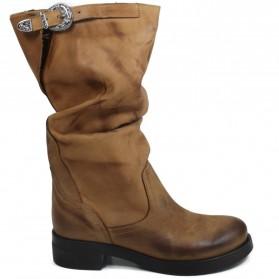 Biker Boots 'Noa/M' - Tan