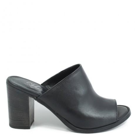 Sabot Sandals 'SP04' - Black