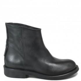 Stivaletti Biker Boots 'FW' - Nero - Ultima Taglia 40
