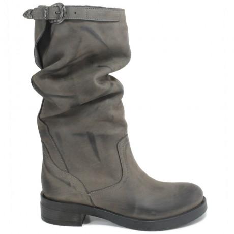 Biker Boots 'Noa/M' - Gray
