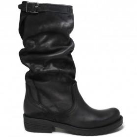 Biker Boots 'Bik/M' - Black