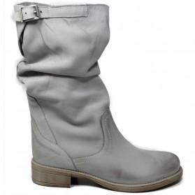 Stivali Biker Boots Estivi 'Soul/M' - Grigio